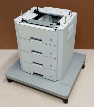 Brother TT-4000 TT4000 Zusatzfach 4 x 520 Blatt HL-L6300DW HL-L6400DW gebraucht