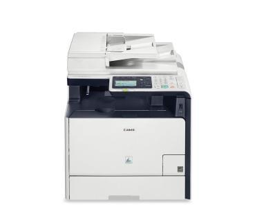 Canon i-SENSYS MF8580Cdw Farblaser Multifunktionssystem gebraucht - 28.000 gedr. Seiten