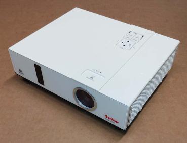 Geha compact 334 LCD Beamer Projektor gebraucht