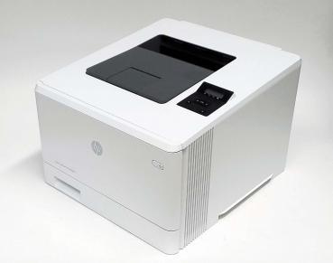 HP Color LaserJet Pro M452dn CF389A gebraucht - erst 36.000 gedr.Seiten