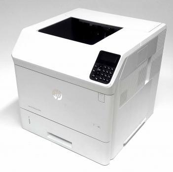 HP LaserJet Enterprise M604dn Laserdrucker s/w E6B68A - erst 31.800 gedr.Seiten