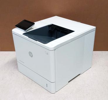 HP LaserJet Enterprise M608dn K0Q19A Laserdrucker SW gebraucht - 62.000 gedr.Seiten