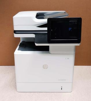 HP LaserJet Managed MFP E62655dn 3GY14A SW Multifunktionsdrucker DEMO - 4.600 gedr.Seiten