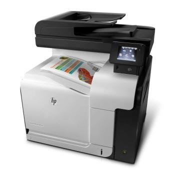 HP LaserJet Pro 500 color MFP M570dn CZ271A gebraucht