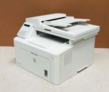 HP LaserJet Pro M227fdn SW Laser-Multifunktionsgerät gebraucht