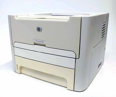 HP LaserJet 1160 Q5933A Laserdrucker SW bis DIN A4