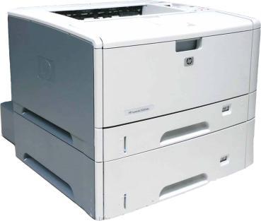 HP Laserjet 5200DTN Q7546A gebraucht - 41.000 gedr.Seiten