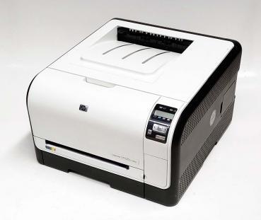 HP Color LaserJet CP1525n gebraucht - 10.900 gedr.Seiten