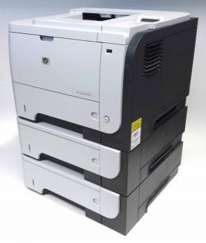 HP LaserJet P3015DN P3015dtn P3015X CE528A gebraucht - 9.900 gedr.Seiten