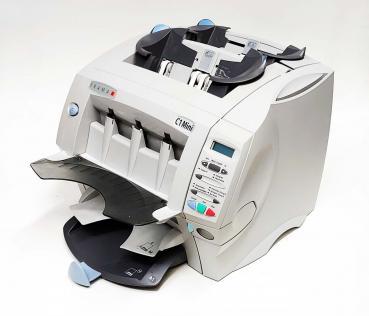 Hefter-Systemform Pitney Bowes DI200/DI221 SI 1000 Kuvertiermaschine Falzmaschine gebraucht