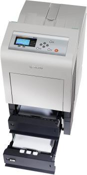 KYOCERA ECOSYS P7035cdn Farblaserdrucker bis DIN A4 - 47.100 gedr.Seiten