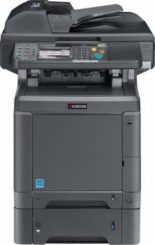 Kyocera TASKalfa 265ci Farb-MultiFunktionssystem gebraucht - erst 2.000 gedr.Seiten