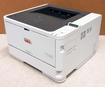OKI ES4132dn Laserdrucker sw bis DIN A4 gebraucht - erst 2.800 gedr.Seiten