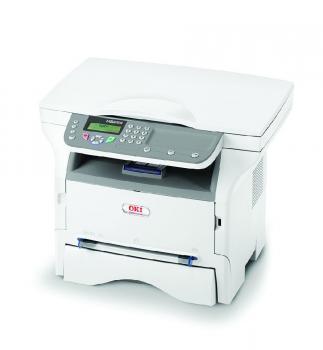OKI MB260 Laser-Multifunktionsgerät s/w gebraucht