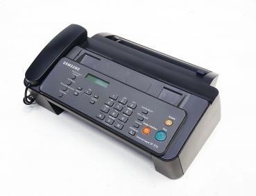Samsung SF-370 SF370 Tintenstrahl- Faxgerät inkl. Telefon gebraucht
