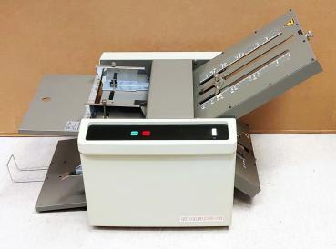 SUPERFAX PF-110 Falzmaschine bis DIN A3 gebraucht