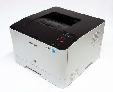 Samsung CLP-415NW gebraucht - 27.500 gedr.Seiten