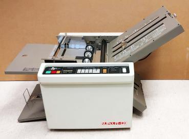 SUPERFAX PF-120 Falzmaschine bis DIN A3 gebraucht
