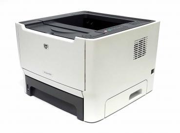 HP LaserJet P2015d CB367A Laserdrucker sw gebraucht - 27.000 gedr.Seiten