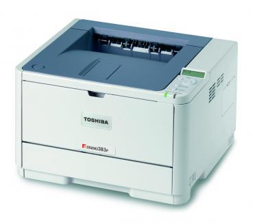 Toshiba E-Studio383P laserdrucker sw gebraucht - 22.000 gedr.Seiten