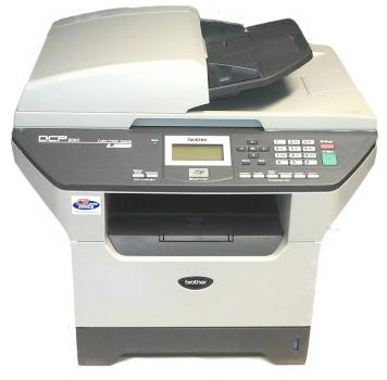 Brother DCP-8060 3-in-1 MFP Laserdrucker sw gebraucht