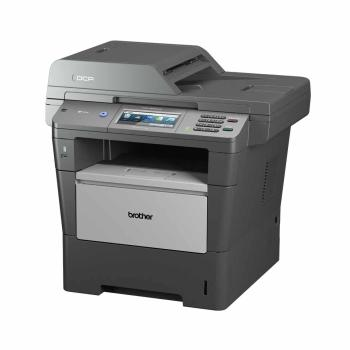 Brother DCP-8250DN 3-in-1 MFP Laserdrucker SW gebraucht
