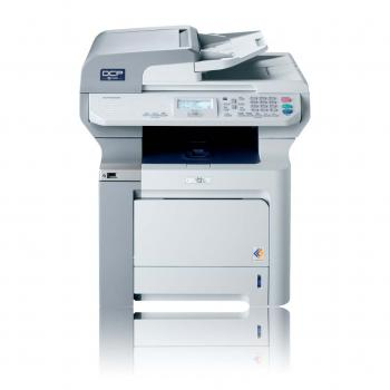 Brother DCP-9045CDN 3-in-1 Farb- Multifunktionsdrucker gebraucht
