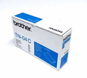 Brother TN-04C Toner cyan original HL-2700 MFC-9420 neu