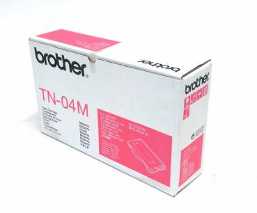 Brother TN-04M Toner magenta original HL-2700 MFC-9420 neu