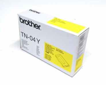 Brother TN-04Y Toner gelb yellow original HL-2700 MFC-9420 neu