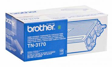 Brother TN-3170 Original Toner Schwarz XXL HL-5240, HL-5250, HL-5270, HL-5280, MFC-8460, MFC-8860