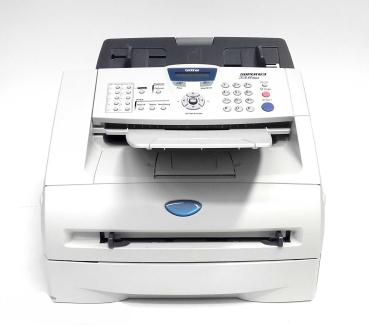 Brother Fax 2920 Laserfax Kopierer Drucker (USB)
