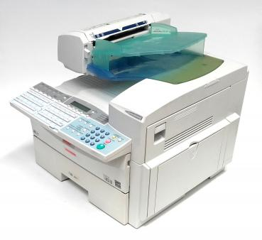 Mobile Preview: infotec IF4150 Ricoh Fax 4410L Laserfax - 45.900 gedr. Seiten